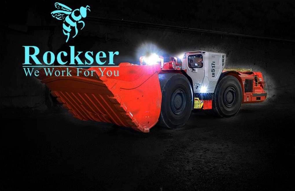 Sandvik        Tamrock  Underground Loader