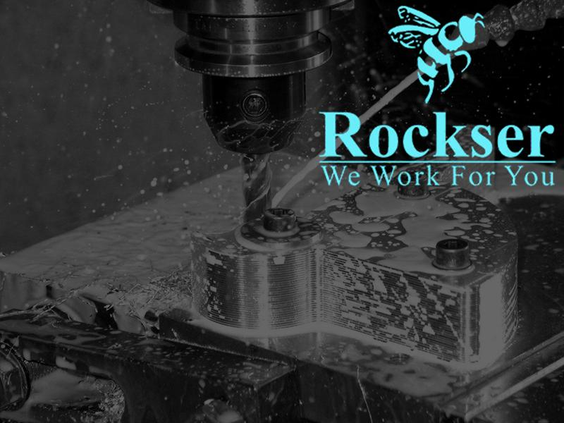 Rockser Hydraulic Rock Drill & Drifter Alternative Spare Parts Manufacturing Unit