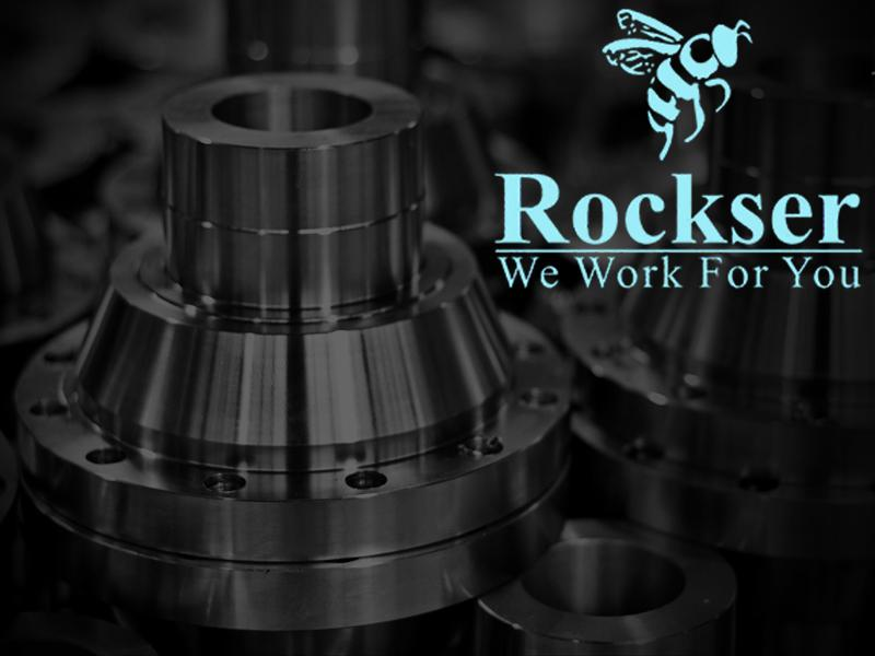 Rockser Hydraulic Breakers Spare Parts Manufacturing Unit