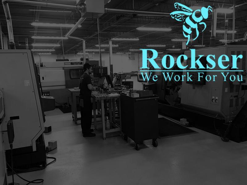 Rockser Air Compressor Maintenance and Revision Workshop
